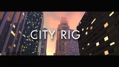 پلاگین سینمافوردی City Rig ابزار ساخت فضای شهری