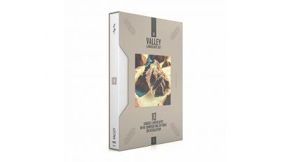 مجموعه تکسچر چشم انداز دره Valley Landscape Kit