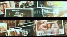 پروژه افترافکت اسلایدشو عکس دوران مدرسه School Years Slideshow