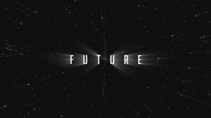 پروژه افترافکت نمایش لوگو در زمینه ستاره ای Sci-Fi Star Logo