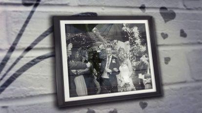 پروژه افترافکت اسلایدشو خاطرات عروسی Wedding Memories