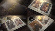 پروژه افترافکت آلبوم عکس قدیمی Your Story Book