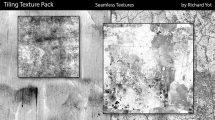 مجموعه تکسچر جزییات سطوح Tiling Texture Pack