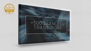 پروژه پریمیر مجموعه ترانزیشن Seamless Video Transitions