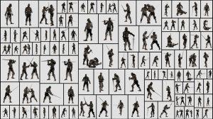 مجموعه تصاویر شوالیه Armored Knights