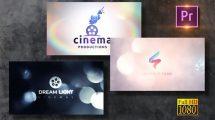 پروژه پریمیر نمایش لوگو با افکت نور بوکه Bokeh Logo Revealers