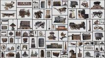 مجموعه تصاویر اجزای محیط غرب وحشی Wild West Props
