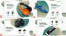 پروژه افترافکت تیزر تبلیغاتی محصول Clean Slide Product Promo