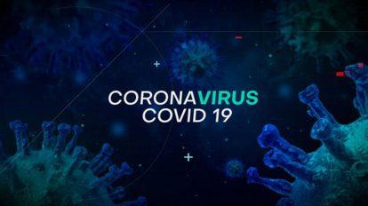پروژه افترافکت افتتاحیه با ویروس کرونا Coronavirus Intro