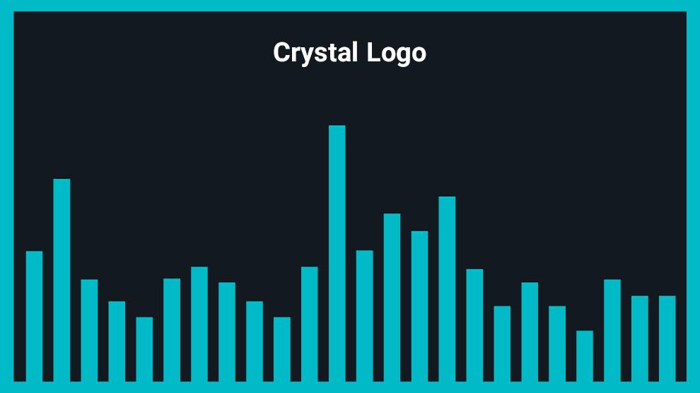 موزیک زمینه لوگو Crystal Logo