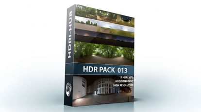 مجموعه تصاویر محیط فضای خارجی HDRI Hub HDR Pack 013