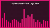 مجموعه موزیک زمینه لوگو Inspirational Positive Logo Pack 5