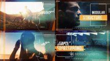 پروژه افترافکت تیزر تبلیغاتی ورزشی Sports Action Promo