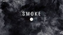 مجموعه فوتیج دود Triune Digital Smoke VFX Assets