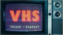 مجموعه افکت نوار ویدیویی Triune Digital VHS