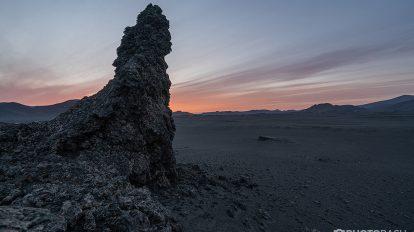 مجموعه تصاویر کویر آتشفشانی Volcanic Desert II