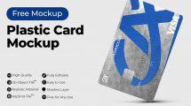 پروژه سینمافوردی کارت پرداخت 3D Plastic Card