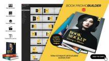 پروژه افترافکت تیزر تبلیغاتی کتاب Book Promo Trailer