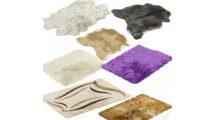 مجموعه مدل سه بعدی فرش خزدار Carpets Fur