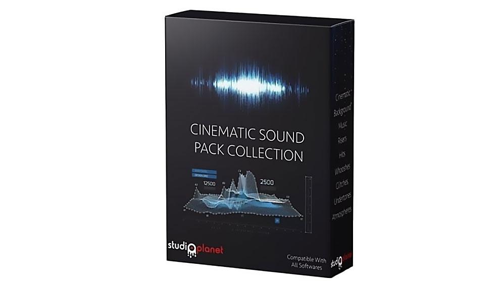 مجموعه افکت صوتی سینمایی Cinematic Sound Pack