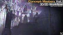 دوره آموزشی طراحی کانسپت Concept Masters Vol.1