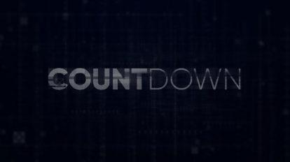 پروژه پریمیر شمارش معکوس با افکت های دیجیتال Countdown Digital Opener