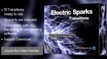 مجموعه ترانزیشن با افکت الکتریکی Electric Transitions