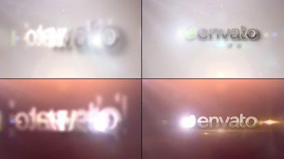 پروژه افترافکت نمایش لوگو با افکت نور Flares Logo Reveal