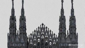مجموعه تصاویر ساختمان های گوتیک Gothic Spires
