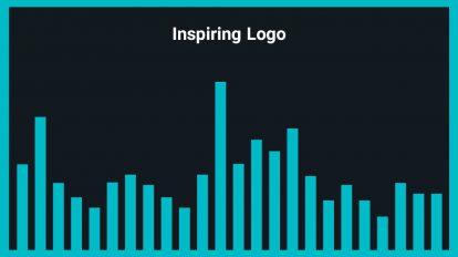 موزیک زمینه لوگو انگیزشی Inspiring Logo