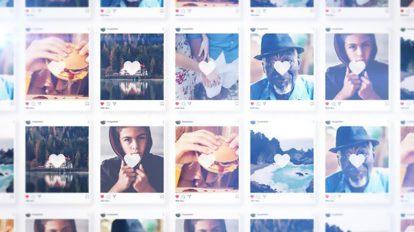 پروژه پریمیر اینترو اینستاگرام Instagram Intro
