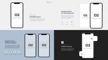 پروژه افترافکت تیزر تبلیغاتی اپلیکیشن O2 App Promo