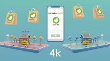 پروژه افترافکت فروشگاه آنلاین Online Store and Delivery
