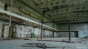 مجموعه تصاویر فضاهای داخلی تخریب شده Pripyat Interiors ii