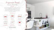 پروژه افترافکت اسلایدشو مشاور املاک Real Estate Slideshow Promo