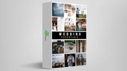 مجموعه فوتیج ضروریات ویدیو عروسی Wedding Essentials
