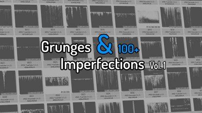 مجموعه تکسچر گرانج Grunge Imperfection Texture Pack