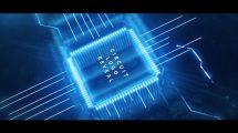 پروژه افترافکت نمایش لوگو با مدار الکترونیکی Circuit Logo Reveal