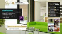 پروژه پریمیر تیزر تبلیغاتی مشاور املاک Clean Real Estate Slideshow