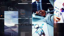 پروژه افترافکت پرزنتیشن دیجیتال Digital Presentation