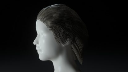 آموزش رندر کردن مو و سیستم پارتیکلی در پلاگین اکتان رندر برای سینمافوردی