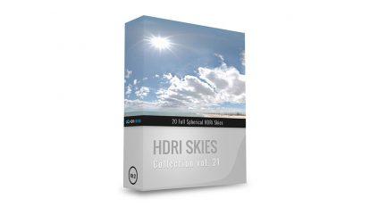 مجموعه تصاویر آسمان HDRI Skies Pack 21