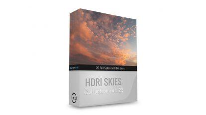 مجموعه تصاویر آسمان HDRI Skies Pack 22