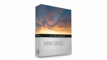 مجموعه تصاویر آسمان HDRI Skies Pack 23