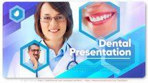 پروژه افترافکت پرزنتیشن دندانپزشکی Medical Dental Presentation