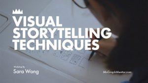 دوره آموزشی تکنیک های تصویرسازی و داستان گویی بصری