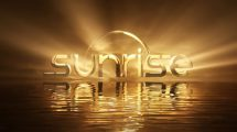 پروژه افترافکت نمایش لوگو طلوع Sunrise Logo