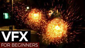 دوره آموزشی مقدماتی ساخت جلوه های ویژه در افترافکت VFX for Beginners