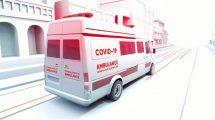 پروژه افترافکت تیزر پزشکی کرونا Covid-19 3D Medical Promo