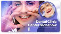 پروژه افترافکت اسلایدشو دندانپزشکی Dental Clinic Center Slideshow
